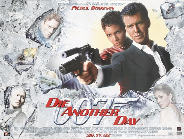 Die Another Day - UK Cinema poster